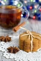 Pumpkin Spice Cookies Photo