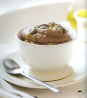 Spiced Chocolate Mousse Photo