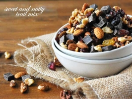Sweet and Nutty Trail Mix Photo