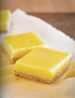 Lemon Bars Photo
