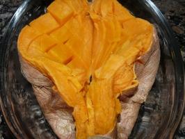 Sweet Potato Casserole Photo