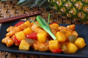 Sweet and Sour Pineapple Chicken Photo