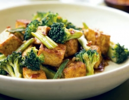 Dave's Teriyaki Tofu Photo