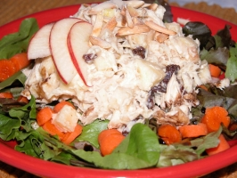 Turkey Waldorf Salad Photo