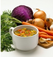 Peter's Grill Vegetable Soup Photo