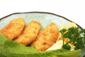 Crunchy Oven Fried Fish Photo