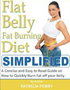 Flat Belly Fat Burning Diet Simplified