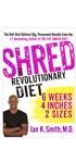 SHRED - The Revolutionary Diet