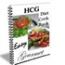 HCG Easy Gourmet Diet Cookbook