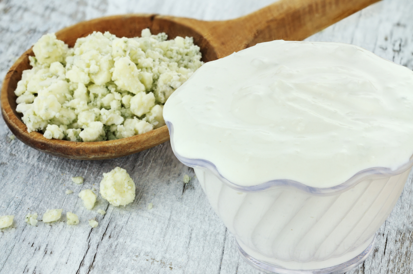 Atkins Blue Cheese Dressing - Diet Recipe