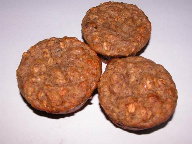 Zucchini Muffins - Diet Recipe