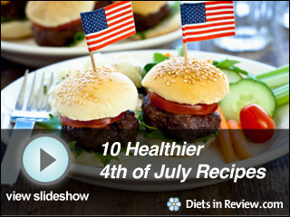 View 10 Healthier 4th of July Recipes Slideshow