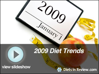 View 2009 Diet Trends Slideshow