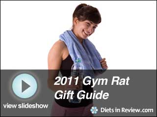 View 2011 Gym Rat Gift Guide Slideshow