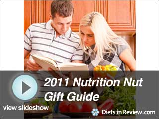 View 2011 Nutrition Nut Gift Guide Slideshow
