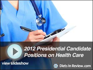 View 2012 Presidential Candidate Positions on Health Care Slideshow