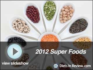 View 2012 Super Foods Slideshow