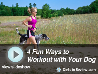 View 4 Fun Ways to Workout With Your Dog Slideshow