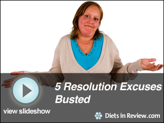 View 5 Resolution Excuses Busted Slideshow