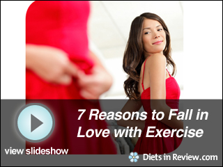 View 7 Reasons to Fall In Love with Exercise Slideshow