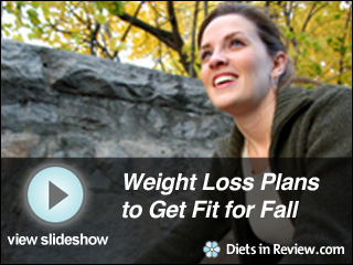 View 7 Weight Loss Plans Fit for Fall  Slideshow