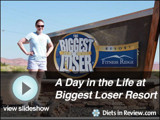 View A Day in the Life at Biggest Loser Resort Slideshow