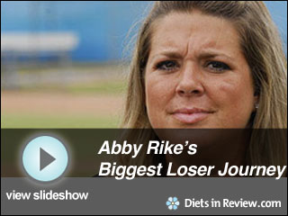 View Abby Rike's Biggest Loser Journey Slideshow