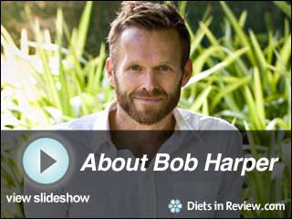 View About Bob Harper Slideshow