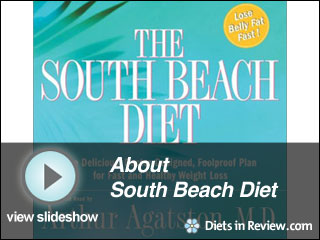 View About South Beach Diet Slideshow