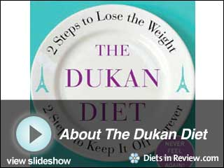 View About The Dukan Diet Slideshow