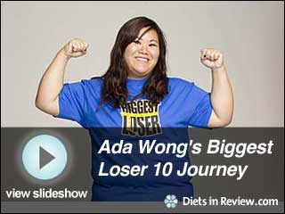 View Ada Wong's Biggest Loser 10 Journey Slideshow