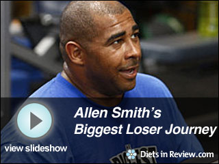 View Allen Smith's Biggest Loser Journey Slideshow