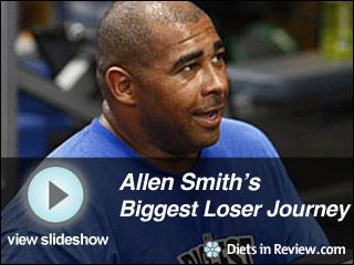 View Allen Smith's Biggest Loser Journey Slideshow