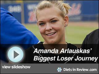 View Amanda Arlauskas' Biggest Loser Journey Slideshow
