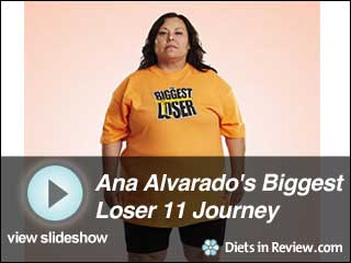 View Ana Alvarado's Biggest Loser 11 Journey Slideshow