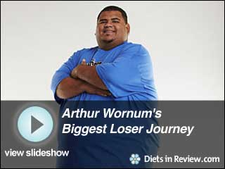 View Arthur Wornum's Biggest Loser 11 Journey Slideshow