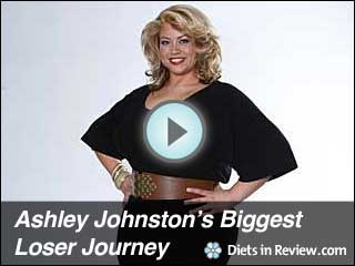 View Ashley Johnston Biggest Loser 9 Journey Slideshow