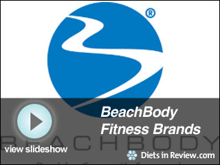 View BeachBody Brands Slideshow