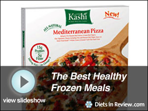 View The Best Healthy Frozen Meals Slideshow