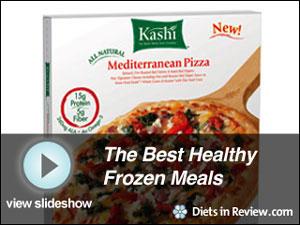 View The Best Healthy Frozen Meals Slideshow