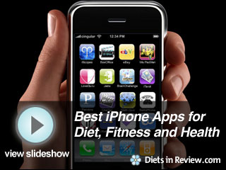 View Best iPhone Apps for Diet, Fitness and Health Slideshow