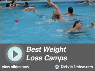 View Best Weight Loss Camps Slideshow
