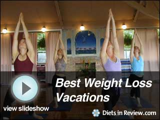 View Best Weight Loss Vacations Slideshow
