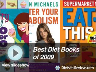 View Bestselling Diet Books of 2009 Slideshow