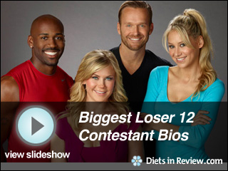 View Biggest Loser 12 Contestants Slideshow