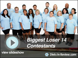 View Biggest Loser 14 Contestants  Slideshow