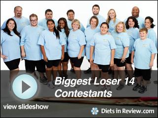 View Biggest Loser 14 Contestants  Slideshow
