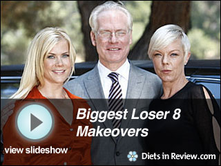 View Biggest Loser 8 Makeovers Slideshow