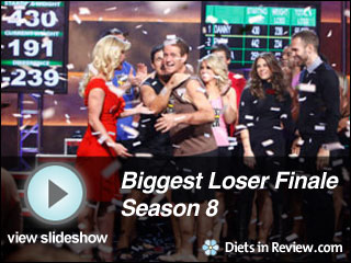 View Biggest Loser Finale - Season 8 Slideshow