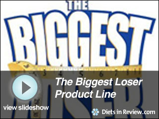 View Biggest Loser Products Slideshow